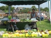Produce at the Allotment Open Day