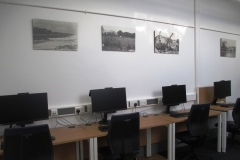 New reading room and computers