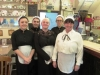 The staff at Vanilla artisan bakery