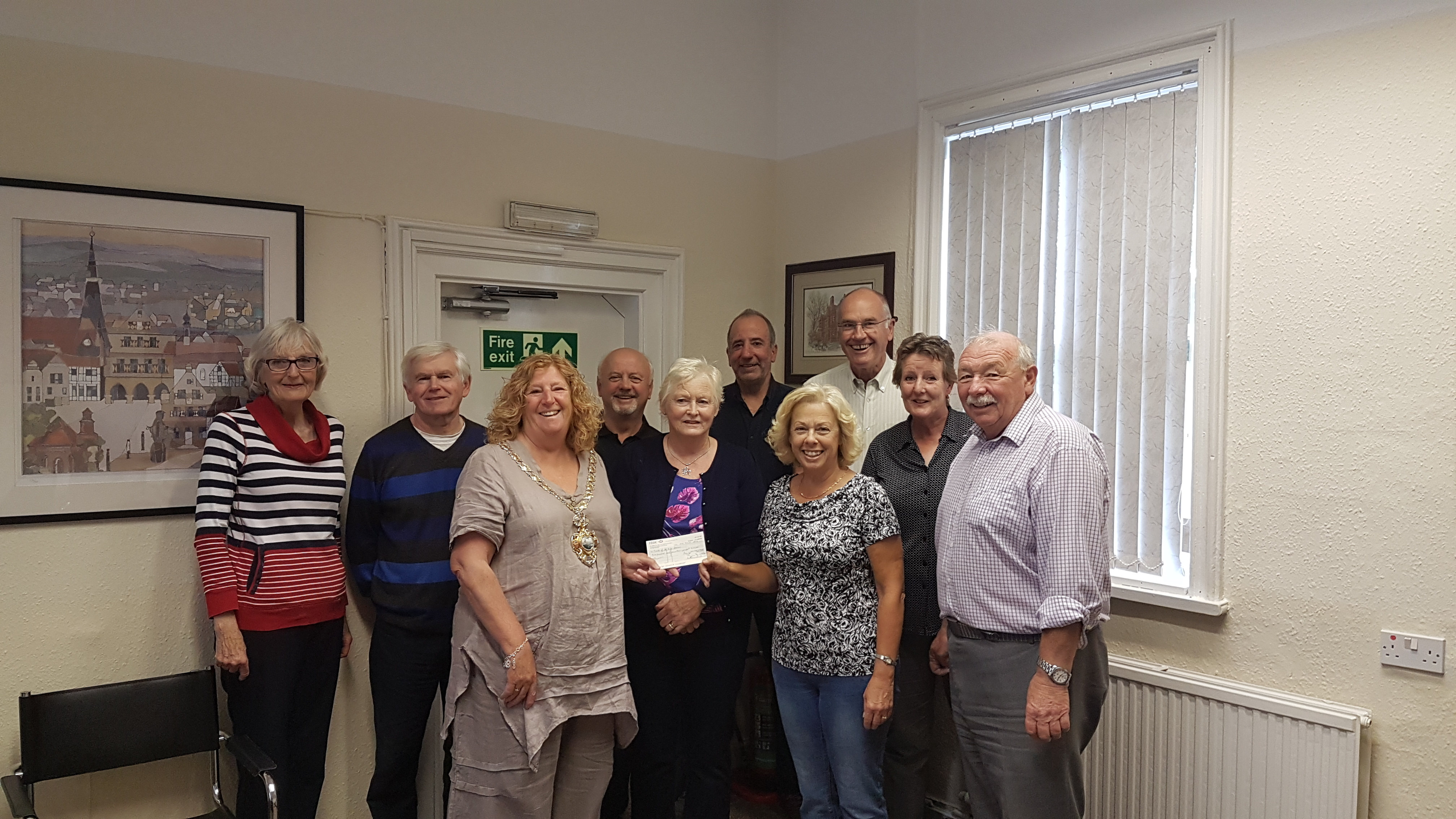Friends of St Annes Station August 2016 2