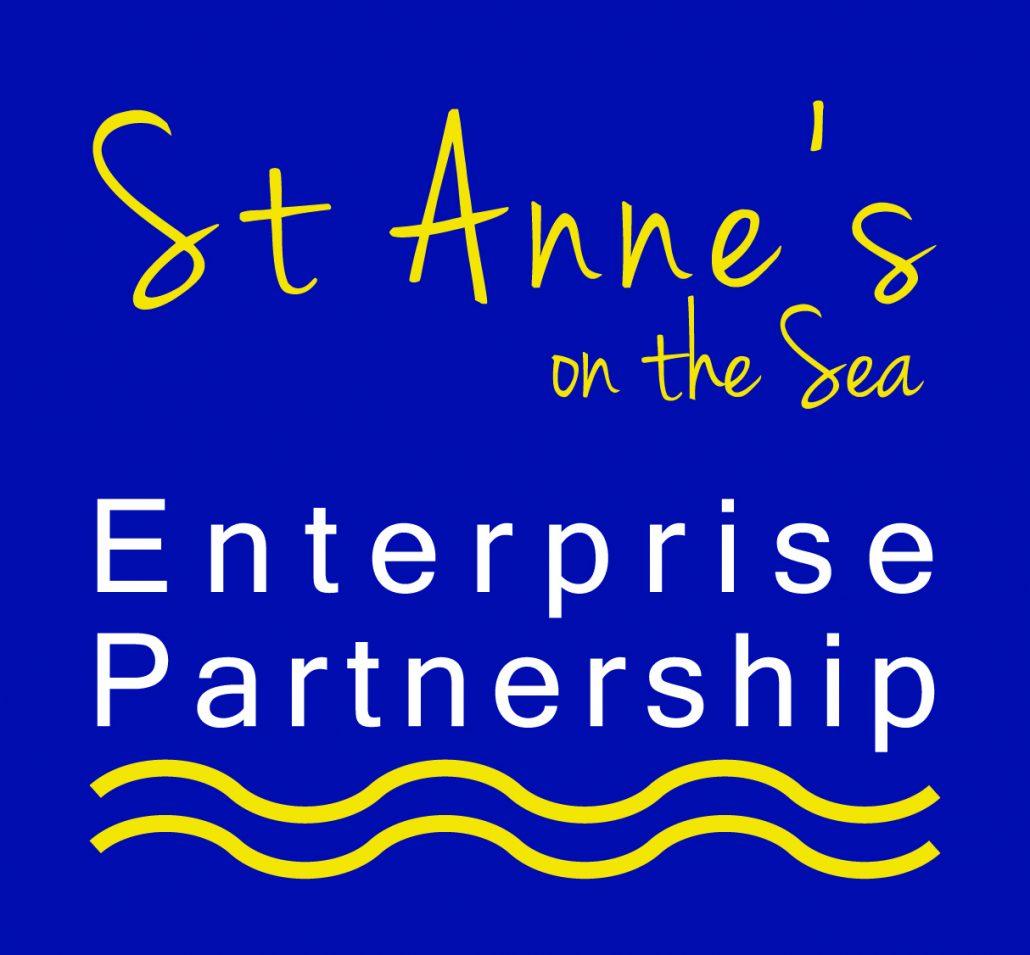 Saint Annes on the Sea Town Enterprise Partnership logo
