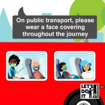 LCC Travelling Safely Campaign