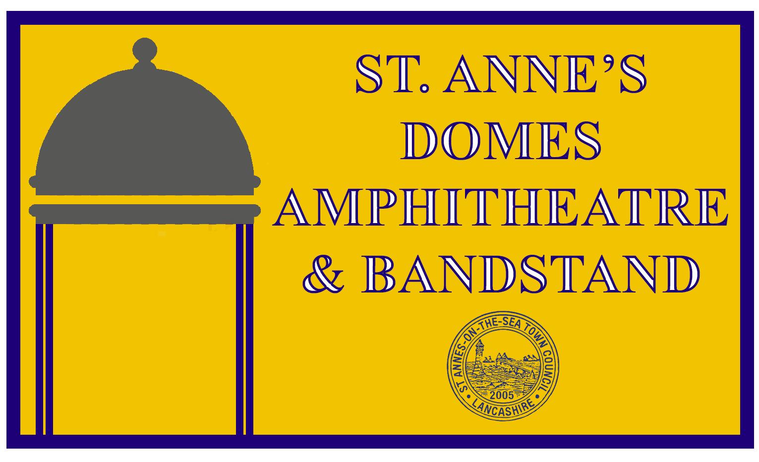 St Annes Domes logo