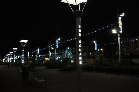 Christmas Lights in 2020 from St. Anne's Square