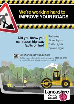 LCC - Report highway faults online